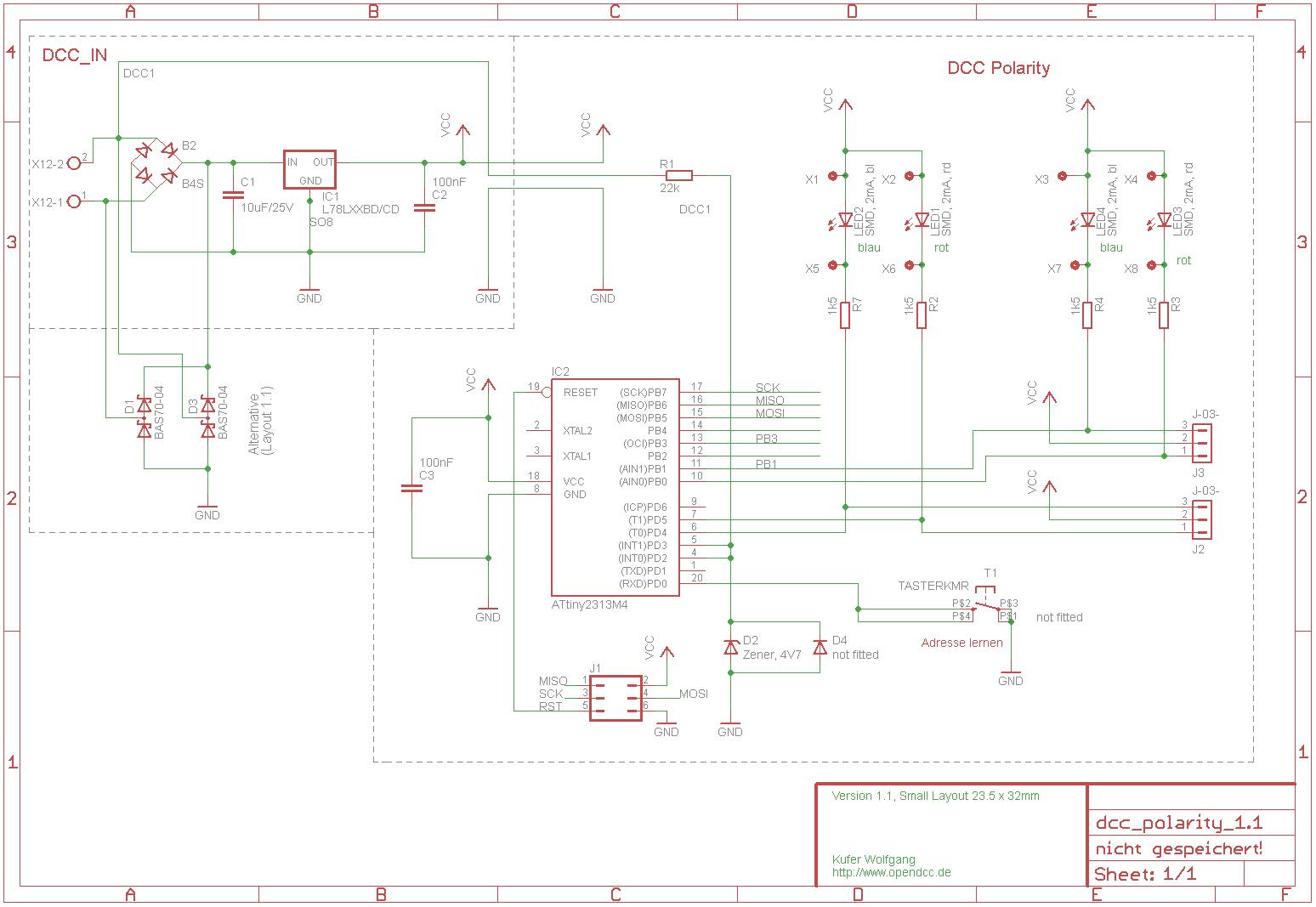 led schematic polarity  | elsalvadorla.org